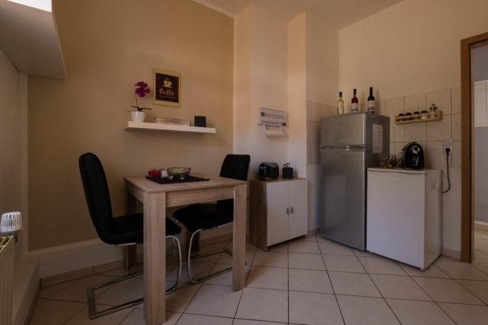 Küche Ferienwohnung Eschwege