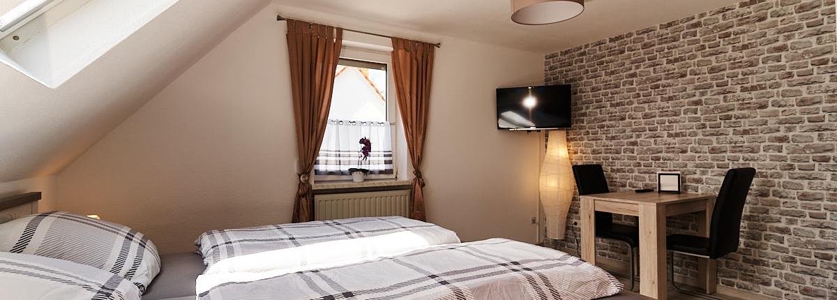 Gästezimmer Monteurzimmer Vermietung Eschwege Einzel Doppelzimmer